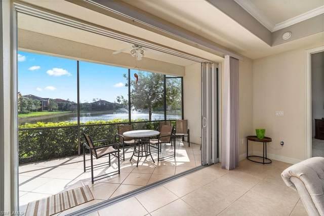 10551 Marino Pointe Dr #1901, MIROMAR LAKES, FL 33913 (MLS #221013245) :: Realty World J. Pavich Real Estate