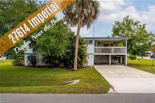 27614 Imperial Shores Blvd, BONITA SPRINGS, FL 34134 (MLS #221028643) :: Team Swanbeck