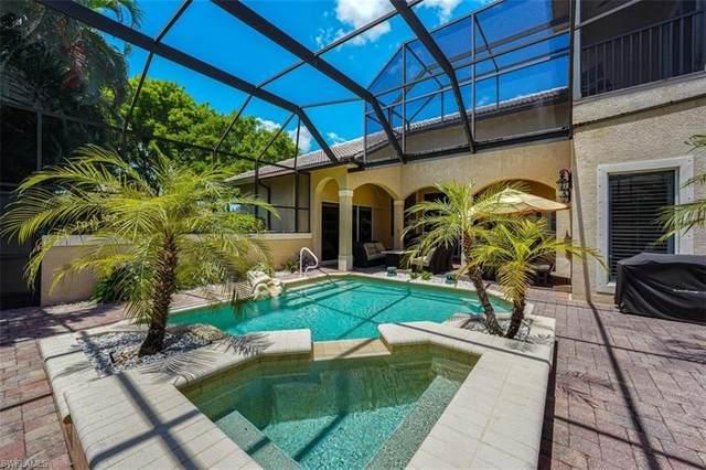 5935 Barclay Ln, NAPLES, FL 34110 (#221034974) :: The Dellatorè Real Estate Group