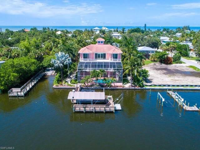 189 Coconut Dr, FORT MYERS BEACH, FL 33931 (MLS #221056005) :: Team Swanbeck