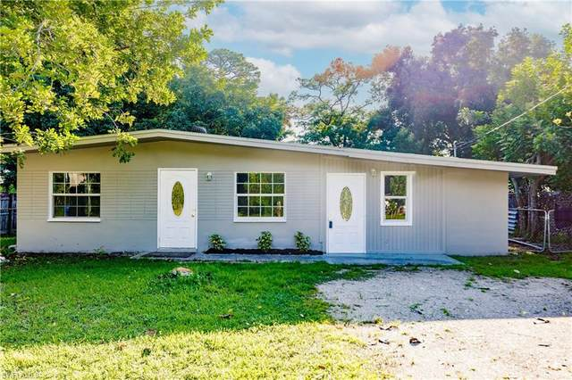 1244 Monica Ln, NORTH FORT MYERS, FL 33903 (MLS #221068401) :: #1 Real Estate Services