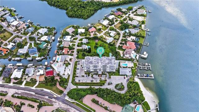 8401 Estero Blvd #203, FORT MYERS BEACH, FL 33931 (MLS #221073200) :: Team Swanbeck