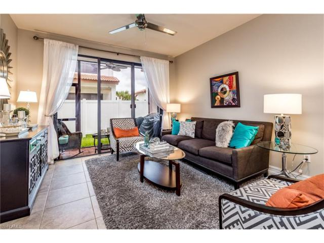 9462 Montebello Way #110, FORT MYERS, FL 33908 (MLS #217040685) :: RE/MAX DREAM