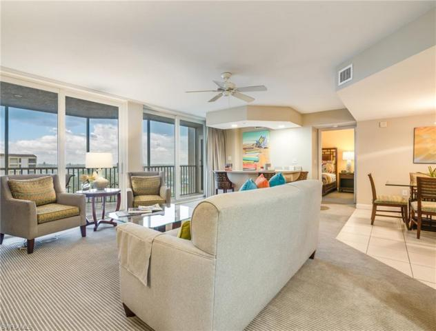 6620 Estero Blvd #702, FORT MYERS BEACH, FL 33931 (MLS #218052601) :: The Naples Beach And Homes Team/MVP Realty