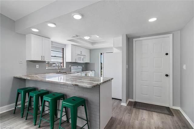 309 Nicholas Pky NW #104, CAPE CORAL, FL 33991 (#220013526) :: The Dellatorè Real Estate Group