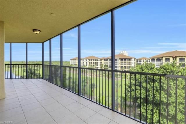 23540 Via Veneto #505, BONITA SPRINGS, FL 34134 (MLS #220032873) :: Clausen Properties, Inc.