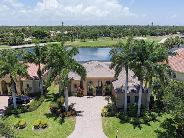 18151 Creekside View Dr, FORT MYERS, FL 33908 (#220038462) :: The Dellatorè Real Estate Group