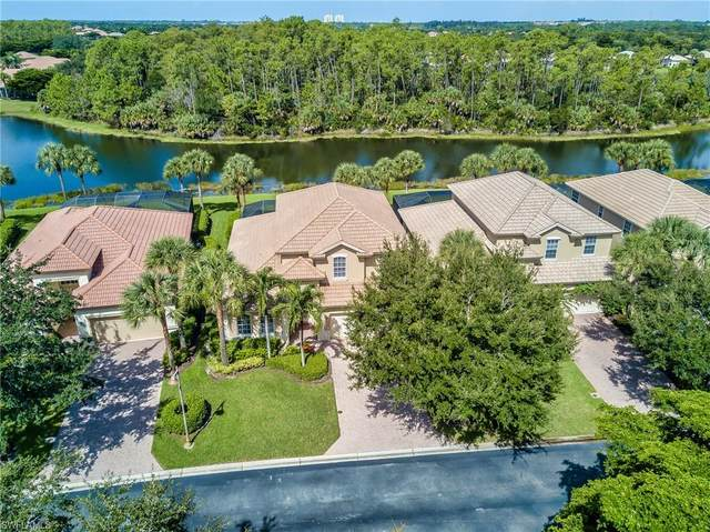 22110 Longleaf Trail Dr, ESTERO, FL 34135 (#220055023) :: The Dellatorè Real Estate Group