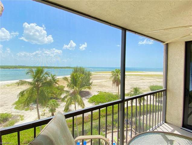 8400 Estero Blvd #504, FORT MYERS BEACH, FL 33931 (MLS #220056023) :: Eric Grainger | Engel & Volkers