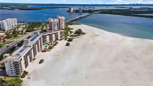 8350 Estero Blvd #334, FORT MYERS BEACH, FL 33931 (MLS #220064396) :: Eric Grainger | Engel & Volkers