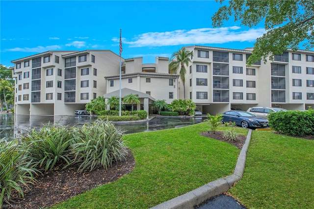 7317 Estero Blvd #417, FORT MYERS BEACH, FL 33931 (MLS #221002877) :: Team Swanbeck