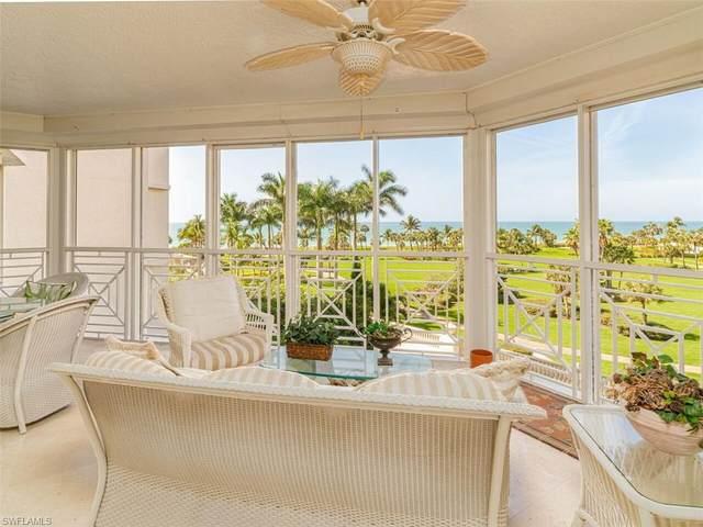 4021 Gulf Shore Blvd N #303, NAPLES, FL 34103 (MLS #221007862) :: Clausen Properties, Inc.