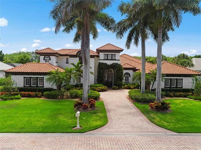8703 Purslane Dr, NAPLES, FL 34109 (MLS #221027865) :: Waterfront Realty Group, INC.