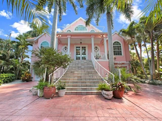 189 Coconut Dr, FORT MYERS BEACH, FL 33931 (MLS #221056005) :: Florida Homestar Team