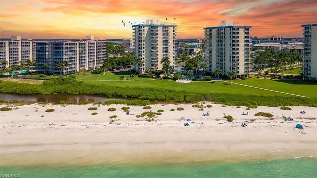 7300 Estero Blvd #907, FORT MYERS BEACH, FL 33931 (MLS #221064540) :: Realty One Group Connections