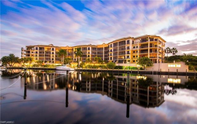 5704 Cape Harbour Dr #407, CAPE CORAL, FL 33914 (MLS #218012533) :: The New Home Spot, Inc.