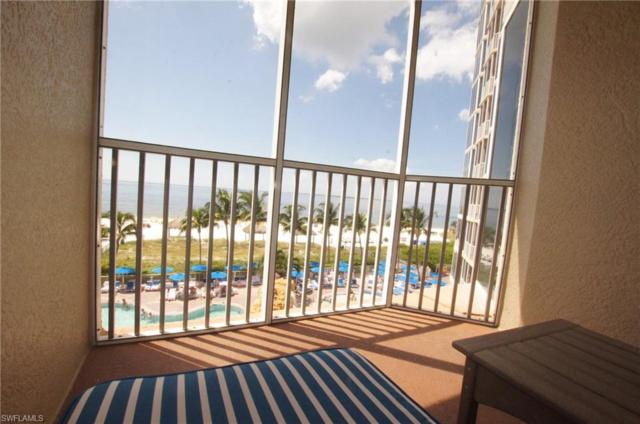 200 Estero Blvd #505, FORT MYERS BEACH, FL 33931 (MLS #218063862) :: RE/MAX DREAM