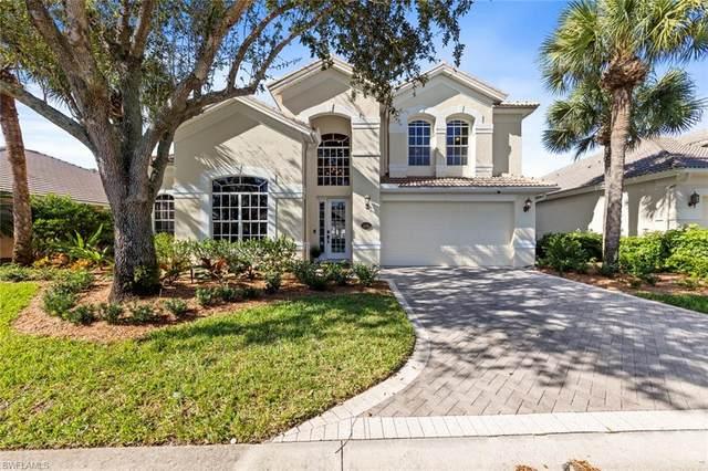2260 Island Cove Cir, NAPLES, FL 34109 (MLS #220068362) :: #1 Real Estate Services