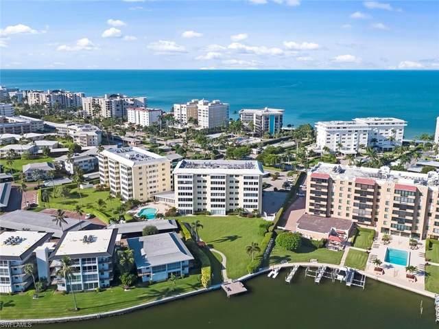 3420 Gulf Shore Blvd #46, NAPLES, FL 34103 (MLS #221072750) :: MVP Realty and Associates LLC