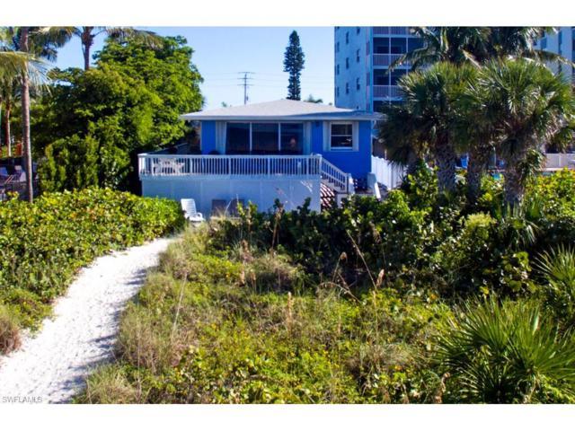 324 Estero Blvd, FORT MYERS BEACH, FL 33931 (MLS #216063396) :: The New Home Spot, Inc.