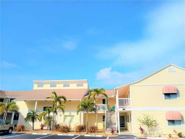 6151 Estero Blvd #8, FORT MYERS BEACH, FL 33931 (#219084927) :: Caine Premier Properties