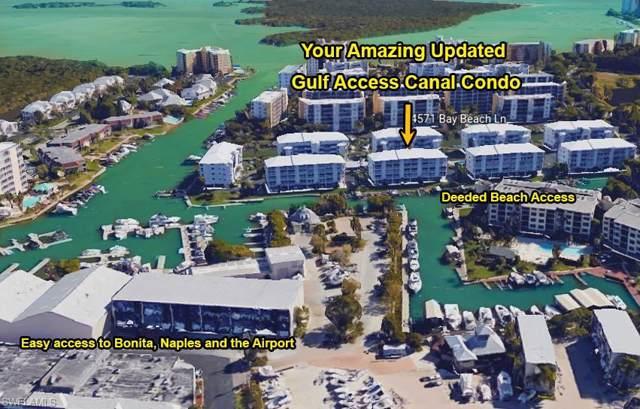 4571 Bay Beach Ln #272, FORT MYERS BEACH, FL 33931 (MLS #219006064) :: Palm Paradise Real Estate