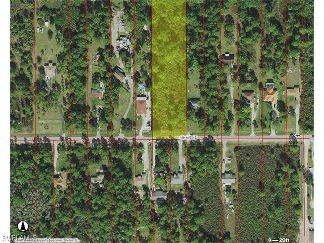 0 18TH Ave NE, NAPLES, FL 34120 (#215060080) :: Homes and Land Brokers, Inc