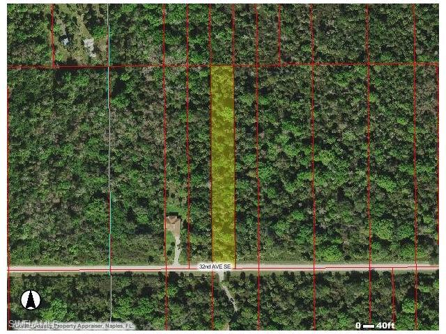 32ND Ave SE, NAPLES, FL 34117 (#216022955) :: Homes and Land Brokers, Inc