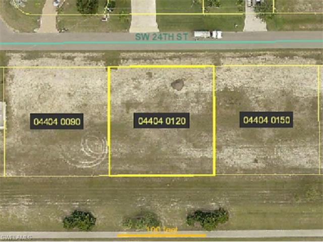 1504 SW 24th St, CAPE CORAL, FL 33991 (MLS #216047782) :: The New Home Spot, Inc.