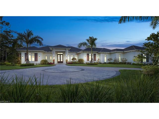 4141 Brynwood Dr, NAPLES, FL 34119 (MLS #216051801) :: The New Home Spot, Inc.