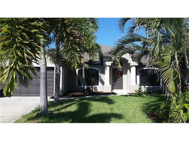3622 SW 6th Ave, CAPE CORAL, FL 33914 (#216059196) :: Homes and Land Brokers, Inc