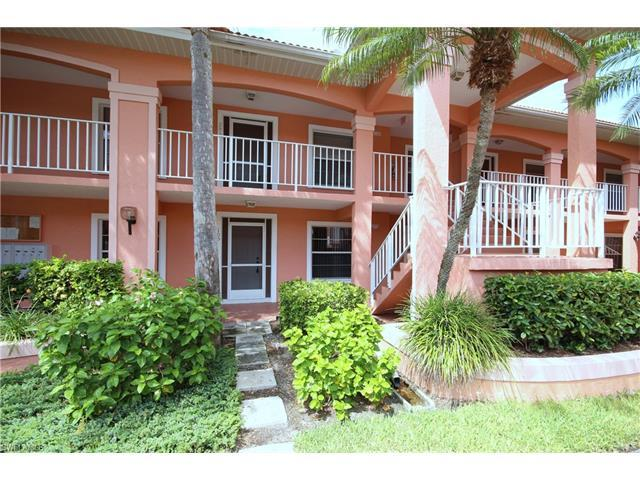 509 Roma Ct #105, NAPLES, FL 34110 (#216059539) :: Homes and Land Brokers, Inc