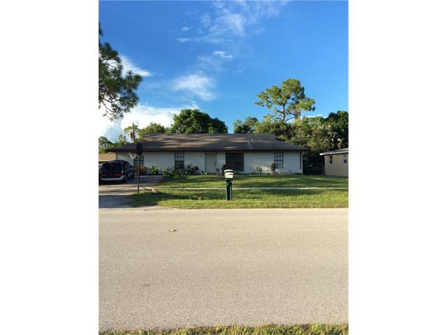 4005 Thomasson Ln, NAPLES, FL 34112 (#216063051) :: Homes and Land Brokers, Inc