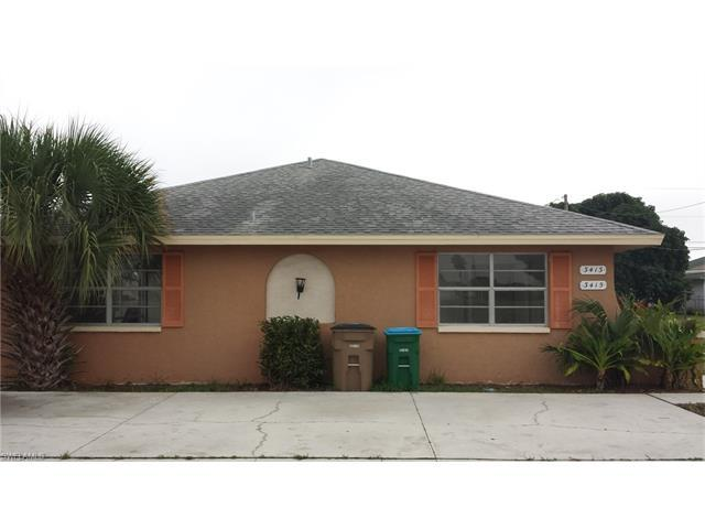 3415 Skyline Blvd, CAPE CORAL, FL 33914 (MLS #216063936) :: The New Home Spot, Inc.