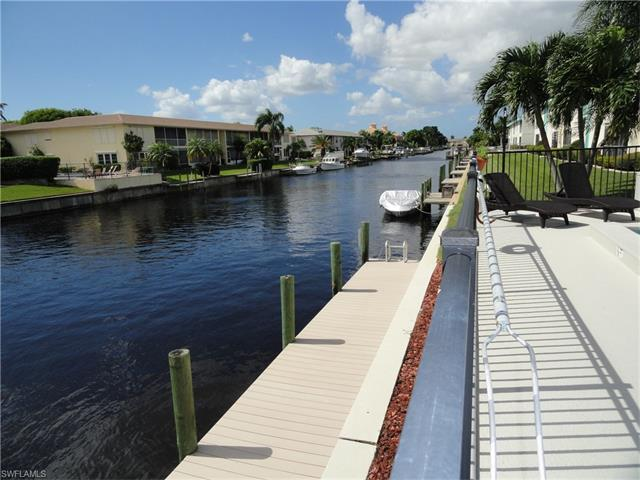 1412 SE 40th St #5, CAPE CORAL, FL 33904 (#216064292) :: Homes and Land Brokers, Inc