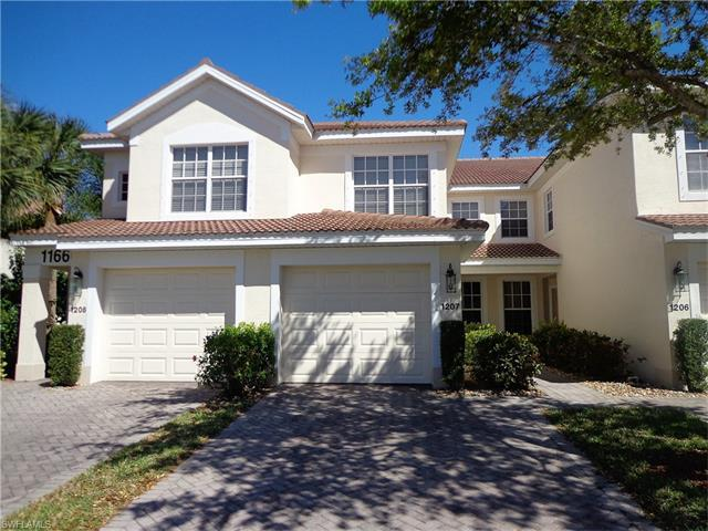 11660 Navarro Way #1207, FORT MYERS, FL 33908 (MLS #217020709) :: The New Home Spot, Inc.
