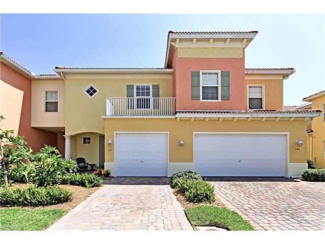 9813 Quinta Artesa Way #105, FORT MYERS, FL 33908 (MLS #217029434) :: The New Home Spot, Inc.