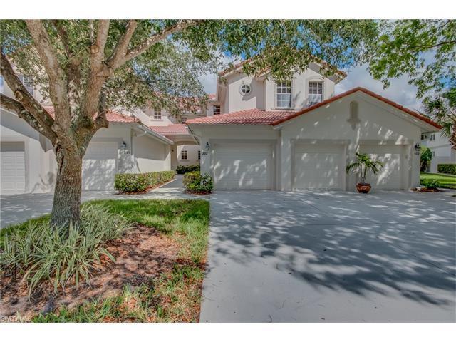 8990 Greenwich Hills Way #202, FORT MYERS, FL 33908 (MLS #217037138) :: The New Home Spot, Inc.