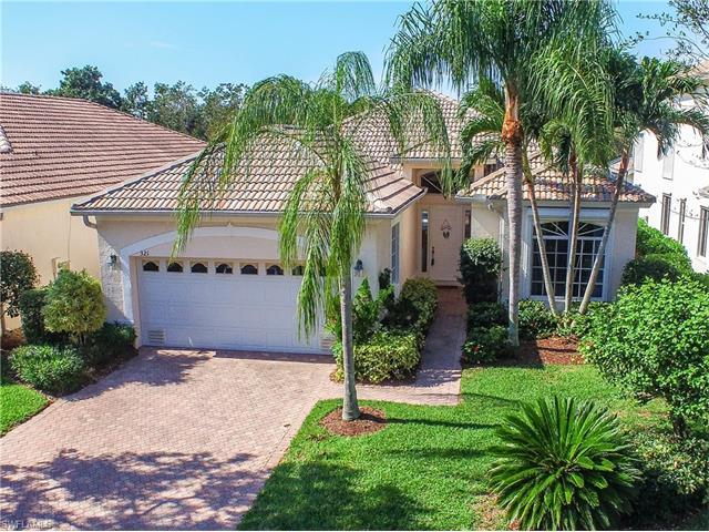 321 Steerforth Ct, NAPLES, FL 34110 (#217044000) :: Homes and Land Brokers, Inc