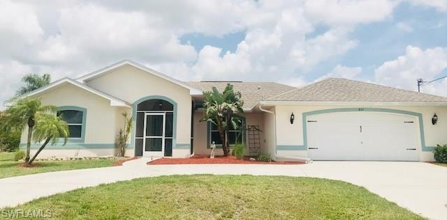 831 SW 52nd St, CAPE CORAL, FL 33914 (MLS #218030510) :: RE/MAX Realty Group