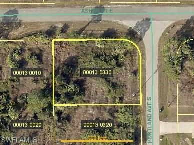 900 Portland Ave S, LEHIGH ACRES, FL 33974 (MLS #218049154) :: RE/MAX DREAM