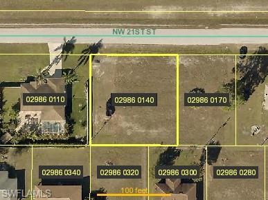 1220 NW 21st St, CAPE CORAL, FL 33993 (MLS #219042261) :: Kris Asquith's Diamond Coastal Group