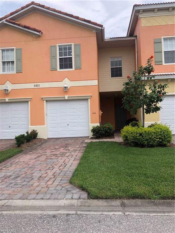 9801 Boraso Way #104, FORT MYERS, FL 33908 (MLS #219053611) :: Palm Paradise Real Estate