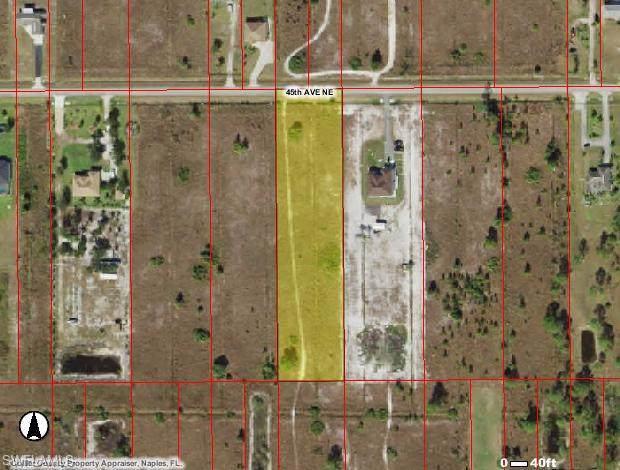 45TH Ave NE, NAPLES, FL 34120 (MLS #219061237) :: Royal Shell Real Estate