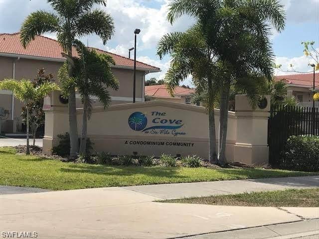 8555 Bernwood Cove Loop #112, FORT MYERS, FL 33966 (#220014519) :: The Dellatorè Real Estate Group