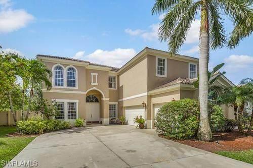 14940 Indigo Lakes Dr, NAPLES, FL 34119 (#220014983) :: The Dellatorè Real Estate Group