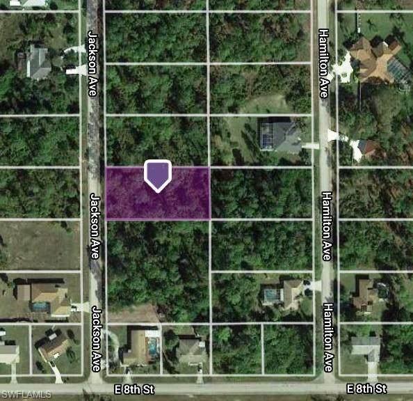 806 Jackson Ave, LEHIGH ACRES, FL 33972 (MLS #220031729) :: Kris Asquith's Diamond Coastal Group
