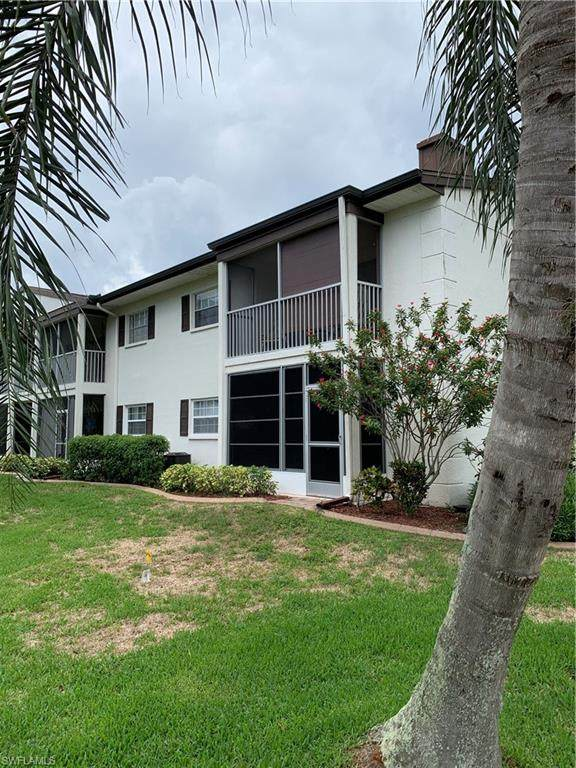 7043 New Post Dr #8, NORTH FORT MYERS, FL 33917 (#220037316) :: The Dellatorè Real Estate Group