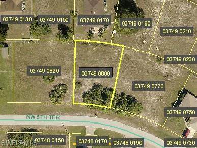 2015 NW 5th Ter, CAPE CORAL, FL 33993 (#220056098) :: Jason Schiering, PA