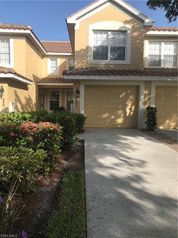 23556 Sandycreek Ter #608, ESTERO, FL 34135 (#220056569) :: The Dellatorè Real Estate Group